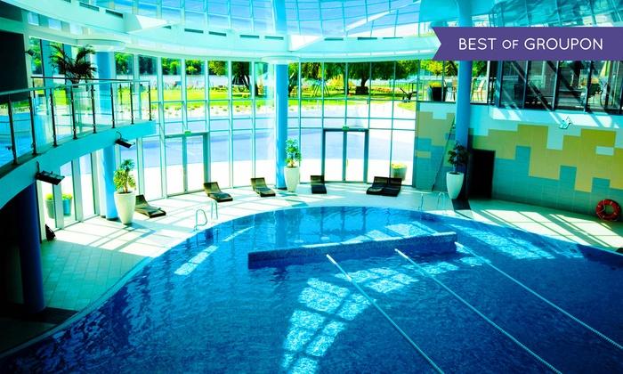 Copernicus Toruń Hotel 4* - Copernicus Toruń Hotel 4*: Toruń: 2-4 dni dla 2 osób ze śniadaniami, siłownią, basenem, sauną i więcej w Copernicus Toruń Hotel 4*