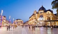 Près Montpellier : nuitée, petit déjeuner, repas, vin et foie gras en option à lINTER-HOTEL Ecoparc pour 2 personnes