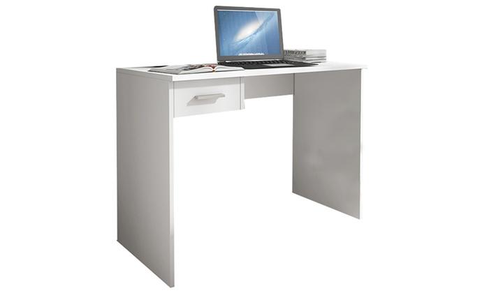 Caisson bureau blanc laqué nice bureaux meubles et rangements