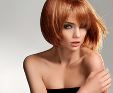 LV Salon: $26 Off Color or Partial Highlight with Cut and Style at LV Salon