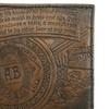 Budweiser Men's Leather Bifold Wallet