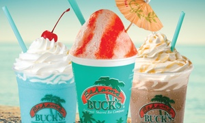 Frozen Treats Or Shaved Ice Party Pack At Bahama Buck