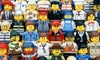 80% Off Products from Minifigures Megastore