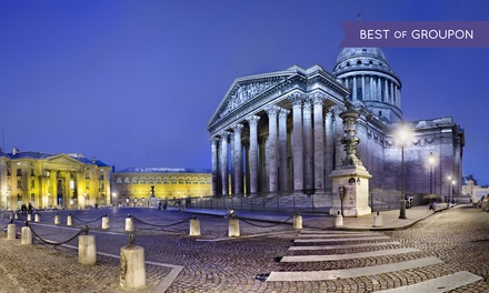Paris: Up to 7 Nights for Two with Option for Breakfast and Seine Cruise at Hotel Jack's