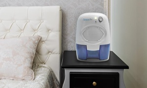 Compact Electronic Dehumidifier with Moisture Control