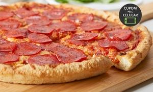 Dále Pizza: Dále Pizza – Serrinha: 1 ou 2 pizzas grandes