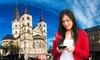 Citisafari - Bonn: 2 Std. interaktive Stadt-Safari für 1 oder 2 Teams von bis zu 3 Personen bei Citisafari ab 6 € (50% sparen*)
