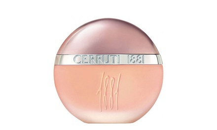 Cerruti 1881 Eau de Toilette für Damen 100 ml Spray