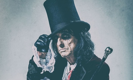 Alice Cooper & Halestorm on Friday, August 16, at 7 p.m.