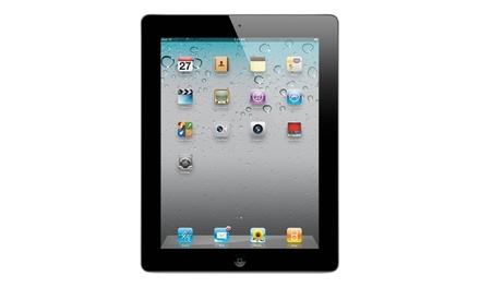 Apple iPad 2 WiFi 16 Go noir, reconditionné , livraison offerte