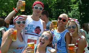 Tampa Beer Run: 5K Race Entry for One or Two to the Tampa Beer Run (Up to 41% Off)