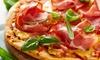 Rokin: pizza of pasta naar keuze