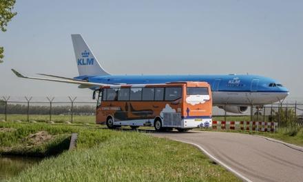 Ticket voor Schiphol Experience: ontdek hoe de grootste luchthaven van Nederland werkt