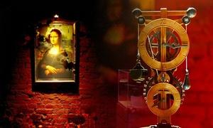 Brainiacs: חדר סודות דה וינצ'י – חדר בריחה שיאמת אתכם עם אחד המוחות המבריקים ביותר שחיו על פני האדמה, ב-69 ₪ בלבד. האם תוכלו לו?