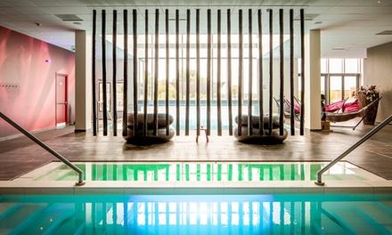 Brabant : 1 à 3 nuits, petit déjeuner, forfait bien être et romantique en option au City Resort Hotel Helmond pour 2