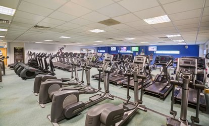 Five or Ten Gym Leisure Club Day Passes at Riverside Leisure Club (Up to 79% Off)