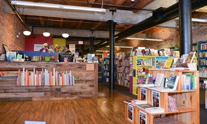 Open Books: Used Books at Open Books (50%  Off). Two Options Available.