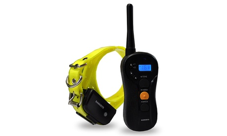 Dog Training Collar with Rechargeable Remote 0ded5856-a239-11e7-a33c-00259069d868