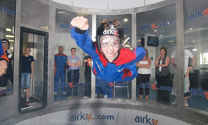 Indoor Skydiving is Real Flying