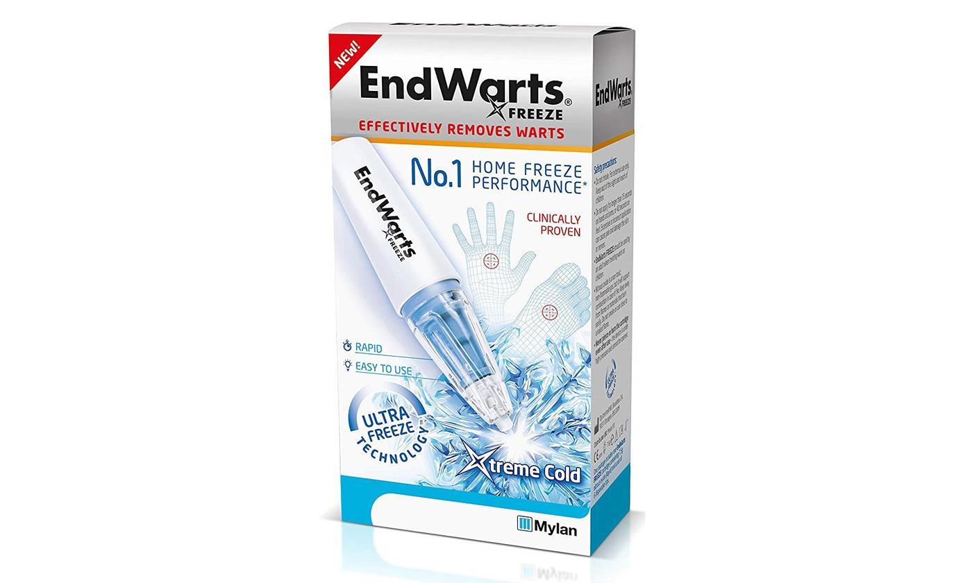 EndWarts Freeze Rapid Home Treatment