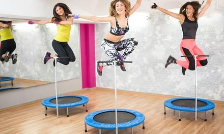 Jump4fun Mini trampolines de fitness (SaintEtienne)