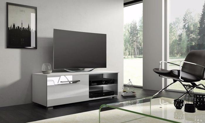 Tenus TV Cabinets with Optional LED Lighting