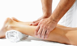Fit For Life: 60-Minute Sports Massage at Fit For Life (58% Off)