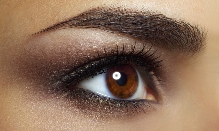 Marina's Hair Studio - Santa Rosa: An Eyebrow Tinting Session at Marina's Hair Studio (49% Off)