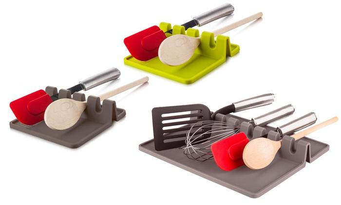 Supporto per utensili da cucina