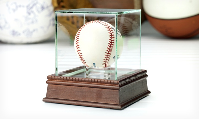 Steiner Sports Memorabilia Display Cases: Steiner Sports Memorabilia Display Cases (Up to 46% Off). Multiple Options Available. Free Shipping and Free Returns.