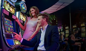 Casino Dinant: Driegangendiner incl. aperitief en € 20, 40 of 60 speeltegoed voor 2-6 personen bij Casino Dinant