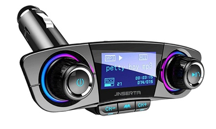 Kit Bluetooth 4.0 de voiture
