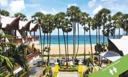 ✈ Phuket: From $659 Per Person for a 7 Night Stay with Breakfast, Dinner and Flights at 4* Woraburi Phuket Resort & Spa