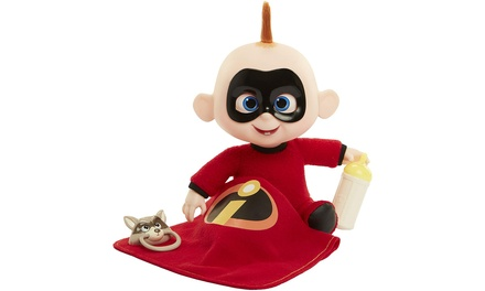 The Incredibles 2 Baby Jack Toy