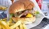 ⏰ Hamburger Gourmet con bibita