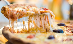 Frida Resto Pub Mexicano: Desde $159 por pizza a elección + cerveza artesanal para dos o cuatro en Frida Resto Pub Mexicano