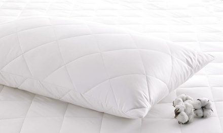 for Cotton Quilted Fully Fitted Bed Mattress Protector Don't Pay Up to $99
