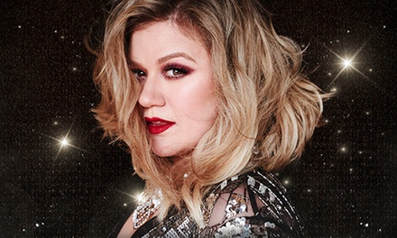 Valentine's Day Offer: Kelly Clarkson Meaning of Life Tour on Friday, February 15, at 7 p.m.