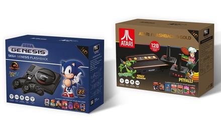 atari flashback 9  Shopping Deals USA | Sega Genesis Flashback or Atari Flashback 9 ...