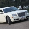 One-Hour Limo Hire for Eight