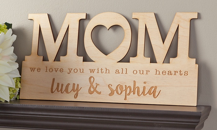 up to 68 off custom home decor signs groupon - Custom Signs For Home Decor