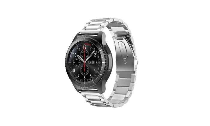 Up To 72% Off on Band for Samsung Gear S3 Watch ...