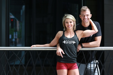 Two or Four Weeks of Unlimited Group Personal Training Classes at Iron Allies Fitness (Up to 86% Off)