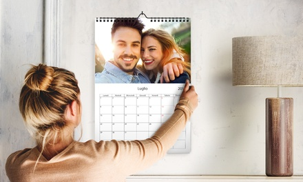 Calendario personalizzabile a 2euro