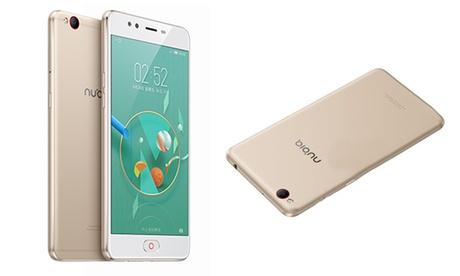 """Smartphone Nubia N2 de 5.5"""" con 4GB de Ram y 64GB de almacenamiento (entrega gratuita)"""