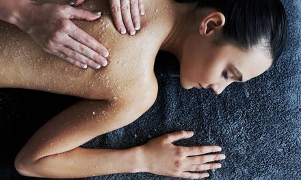 Percorso benessere di coppia con massaggio