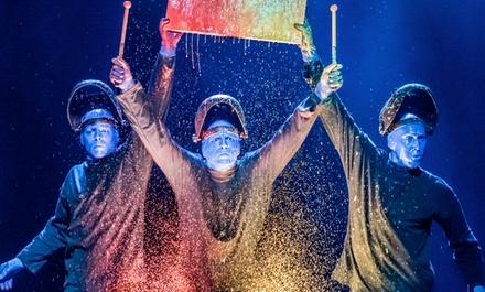 Blue Man Group (September 21-November 26)