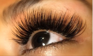 The Lash Loft : Full Set of Eyelash Extensions at The Lash Loft (75% Off)