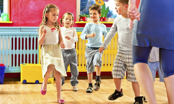 Bounce n' Boogie - Northeast Albuquerque: $25 for One Month of Unlimited Kids' Musical Activity Classes at Bounce n' Boogie ($45 Value)