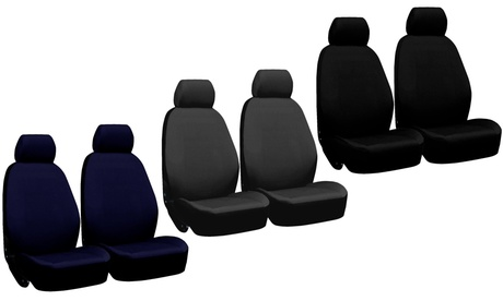 Fundas para asientos de coche universales en tres colores